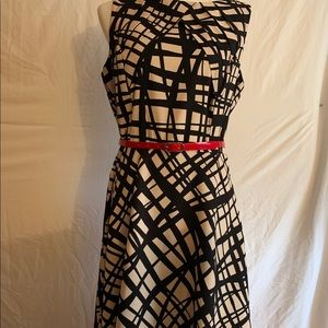 NWOT Size 16 Sleeveless A-Line Dress